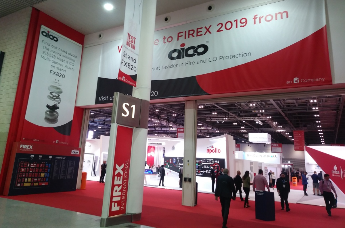 Firex 2019 – challenging the status quo